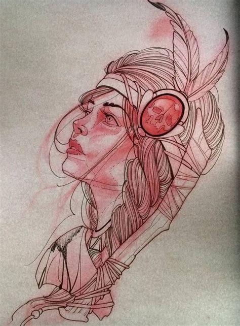 traditional tattoo girls ideas  pinterest