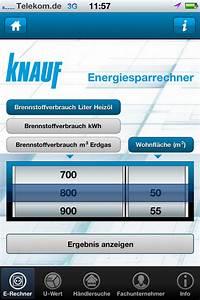 Wert Eines Hauses Berechnen : energiesparrechner und u wert rechner als app f r iphone und ipad ~ Themetempest.com Abrechnung