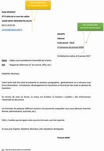 Modele De Lettre De Relance : mod le lettre sous word t l charger par redactuelle ~ Gottalentnigeria.com Avis de Voitures