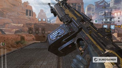 Apex Legends Weapon Damage Stats Charts And Best Weapons