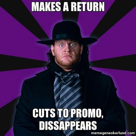 Undertaker Memes - undertaker funny undertaker meme gene okerlund wrestling memes funny wwe pictures