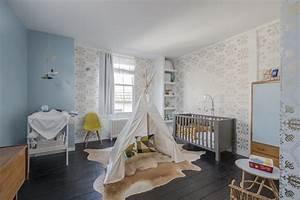 chambre d39enfant avec parquet noir With parquet chambre enfant