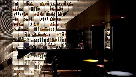 conservatorium hotel amsterdam tunse bar decoist