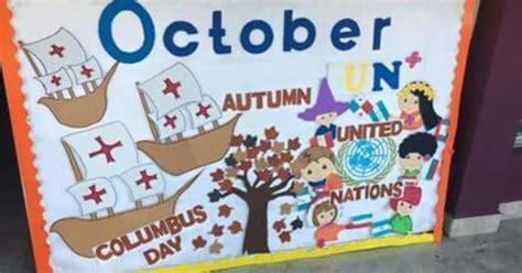 octubre crafts octubre periodico mural y murales