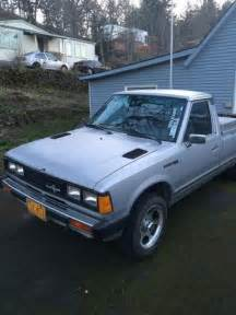 Datsun Diesel by 82 Datsun 720 Diesel For Sale Photos Technical