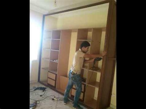 armoire de cuisine en aluminium menuiserie aluminium et verre