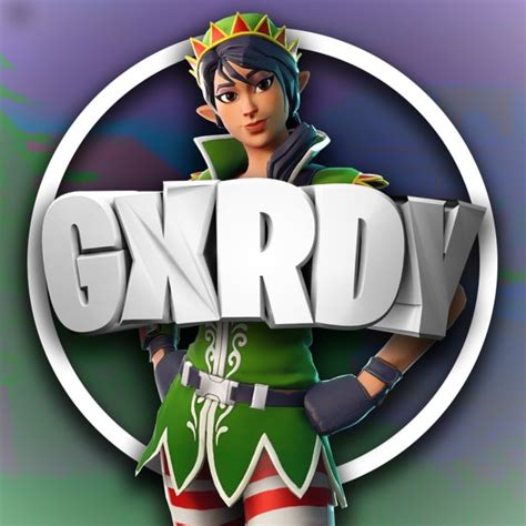 Make You A Custom Fortnite Profile Picture By Gxrdyy Fiverr