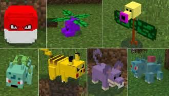 Minecraft Pokemon Mod Pixelmon