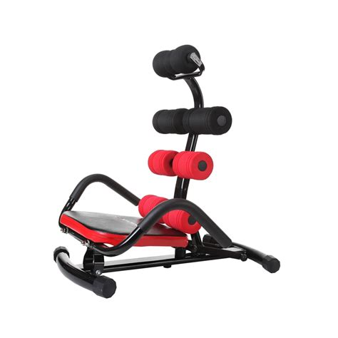 Chair Abs Workout by New Confidence Ab Zone Flex Abdominal Exercise Machine