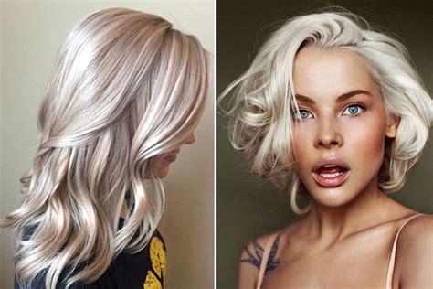 Die Haarfarben Trends 2018
