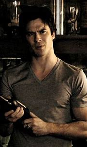 Pin by Carrie Hughes on Team Damon | Stefan salvatore ...