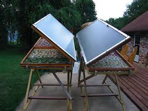 Solar Food Dehydrator Plans