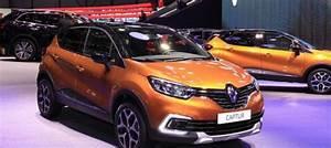 Renault Captur Initiale Paris Finitions Disponibles : le restylage du renault captur blog tailleurauto ~ Medecine-chirurgie-esthetiques.com Avis de Voitures