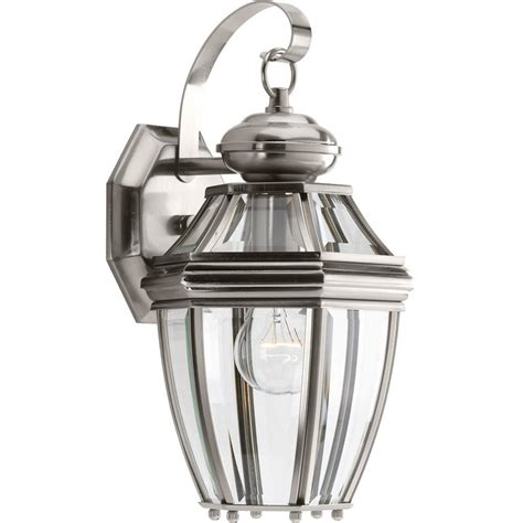 Progress Lighting New Haven Collection 1 Light Outdoor