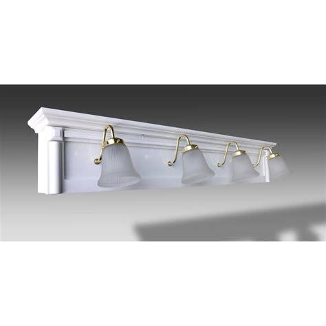 vanity light bar kingston vanity light bar white 48 quot buy 10 for 100 00