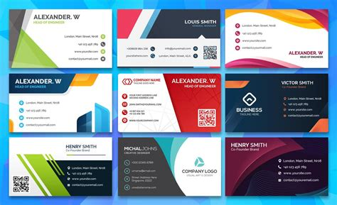 business card maker android app