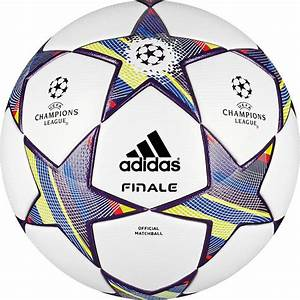 El Adidas Finale 11, nuevo balón de la Champions League ...