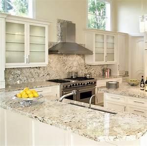 Latinum granite traditional kitchen miami by for Kitchen countertops miami