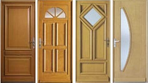 porte entree bois prix types avantages et prix d une porte d entr 233 e en bois