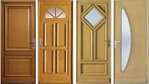 les panels de prix des portes dentree en bois porte d With prix porte entree bois