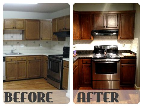 cost to restain kitchen cabinets cost of staining oak cabinets savae org