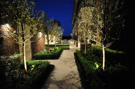 high voltage landscape lighting high voltage landscape