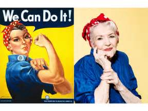 Rosie the Riveter: Meet the Woman Who Inspired the Iconic ...