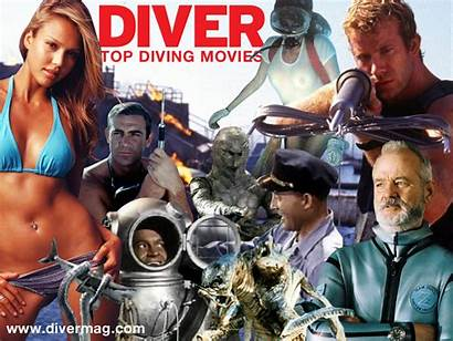 Scuba Diving Movies Diver Magazine Skin Underwater