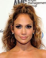 Jennifer Lopez Hair Up