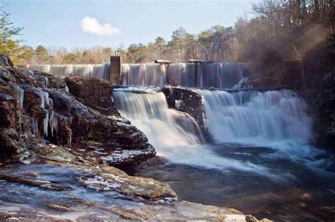 desoto falls digital alabamadigital alabama