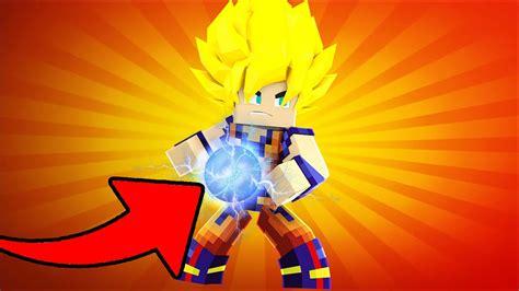 como virar  goku  minecraft pe  sem mods youtube