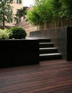 bambus balkon vs bambus terrasse super gestaltungen With französischer balkon mit bambus im garten pflanzen