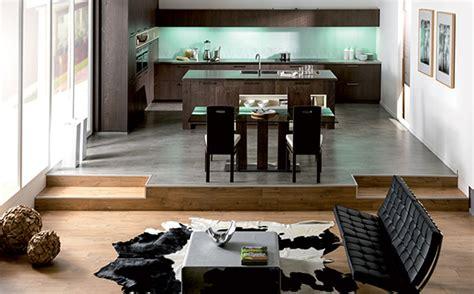 separation cuisine sejour décoration cuisine ouverte sur salon déco sphair