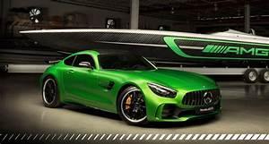 Mercedes Gtr : 2018 mercedes amg gtr x marauder amg twins for miami boat show ~ Gottalentnigeria.com Avis de Voitures