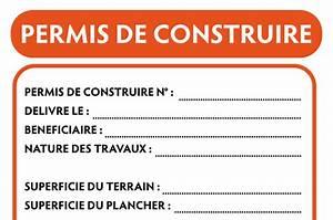 Panneau De Permis De Construire : panneau permis de construire ~ Dailycaller-alerts.com Idées de Décoration