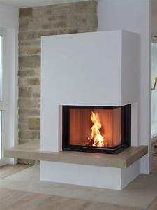 Offener Kamin Modern : ofen bohn eckkamine kamin in 2019 stove fireplace stove heater und focus fireplaces ~ Buech-reservation.com Haus und Dekorationen