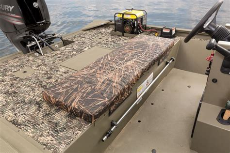 Grizzly 2072 Boat Only by Tracker Boats All Welded Jon Boats 2016 Grizzly 2072
