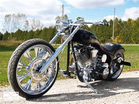 Custom 250 Prostreet Chopper