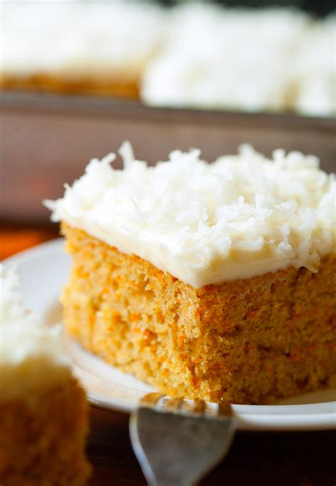 Most of the gajar recipes are simple, healthy and delicious. Carrot Snack Cake