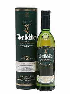 Glenfiddich 12 Year Old - Small Bottle Scotch Whisky : The ...