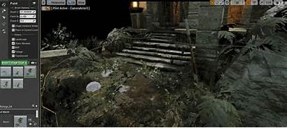 Unreal Ruins Ancient Engine