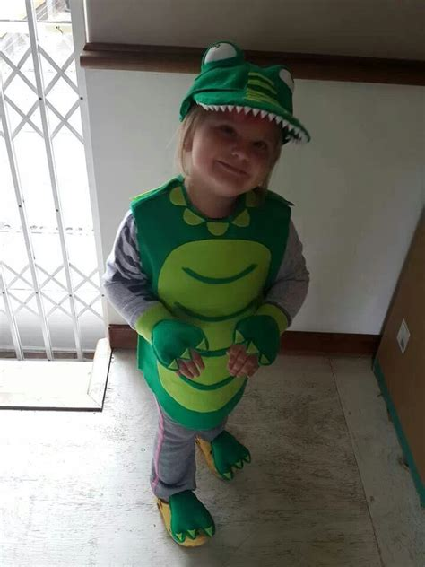 crocodile costume crafty costumes book and cap d agde
