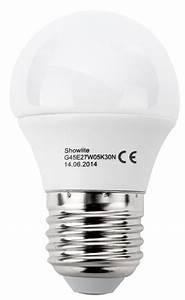 Led E27 2000 Lumen : showlite led bulb g45e27w05k30n 5 watts 300 lumens e27 ~ Watch28wear.com Haus und Dekorationen