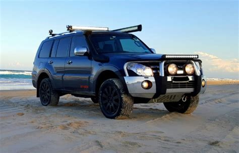 2007 Mitsubishi NS Pajero Owner Review | Loaded 4X4