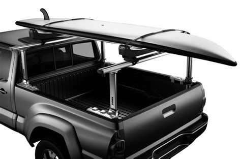 rack thule truck pro racks xsporter kayak bed 500xt ladder roof surf sup adjustable system aluminum surfboard height accessories carrying