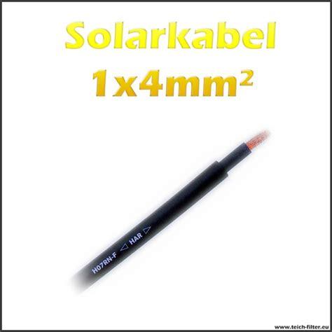 kabel xmm pv  hrn  lapp fuer  solaranlagen