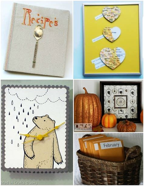 25 unique handmade wedding gifts mad in crafts