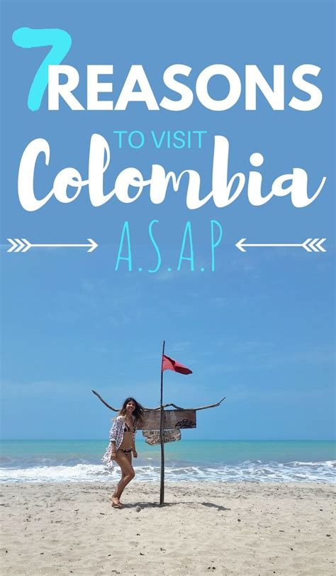 7 Reasons Why You Should Seriously Travel To Colombia Asap  Colombia, South America And Latin