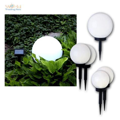 Led Kugelleuchte, Solarlampe Kugellampe Garten Leuchte