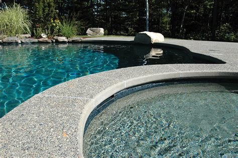 pool coping installation to compliment your hardscape